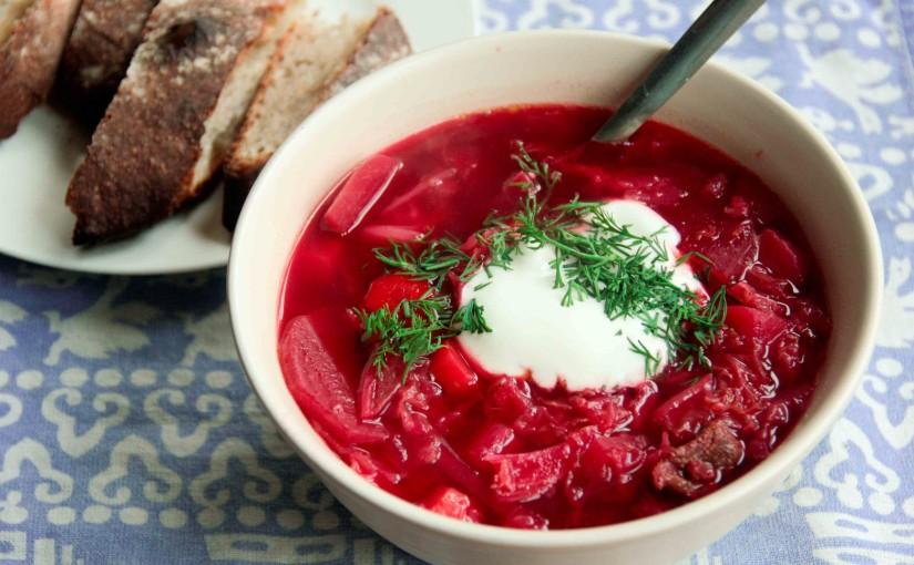 Polska jest sławna z wybornych potraw